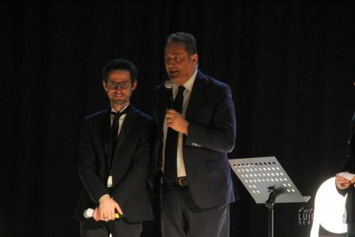 Claudio Brachino e Fabio Salvatore