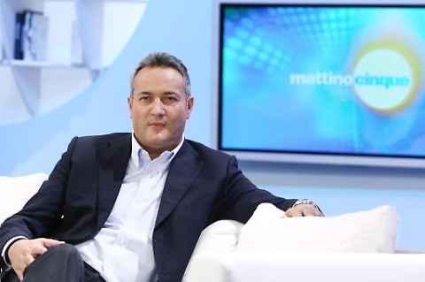 Claudio Brachino Mattino 5