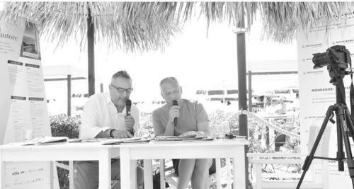 Claudio e Gomez luglio 2018 rassgena bagno ivana