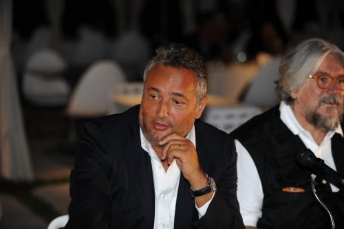 Claudio Brachino e Meluzzi